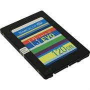 "(1017208) SSD жесткий диск SATA2.5"" 120GB L3 EVO T253LE120GTC101 TEAMGROUP"