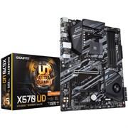 (1017231) Материнская плата Gigabyte X570 UD Soc-AM4 AMD X570 4xDDR4 ATX AC`97 8ch(7.1) GbLAN RAID+HDMI