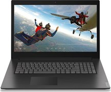 "(1017211) Ноутбук Lenovo IdeaPad L340-17IWL Core i5 8265U, 8Gb, SSD256Gb, Intel UHD Graphics 620, 17.3"", TN, HD+ (1600x900), Free DOS, black, WiFi, BT, Cam"