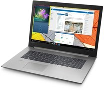 (1017234) Ноутбук Lenovo IdeaPad 330-17IKBR 17.3'' HD+(1600x900) / Intel Core i3-8130U 2.20GHz Dual / 4GB / 1TB / Integrated / noDVD / WiFi / BT4.1 / 0.3MP / SD / 2cell / 2.80kg / DOS / 1Y / PLATINUM GREY