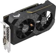 (1017272) Видеокарта Asus PCI-E TUF-GTX1660-O6G-GAMING NV GTX1660 6144Mb 192b GDDR5 1530/8002 DVIx1/HDMIx1/DPx