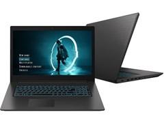 "(1017248) Ноутбук Lenovo L340-17IRH Gaming 17.3"" FHD, i7 9750H, 16Gb, 1Tb, SSD256Gb, GTX 1650 4Gb, DOS, black [81ll003srk]"