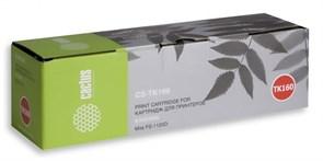 (1016081) Тонер Картридж Cactus CS-TK160 черный (2500стр.) для Kyocera Mita FS 1120D/1120DN/1120