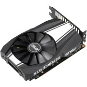 (1017463) Видеокарта Asus PCI-E PH-GTX1660TI-O6G nVidia GeForce GTX 1660TI 6144Mb 192bit GDDR6 1500, 12002 DVIx1, HDMIx2, DPx1, HDCP Ret