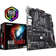 (1017506) Материнская плата Gigabyte B450 GAMING X Soc-AM4 AMD B450 4xDDR4 ATX AC`97 8ch(7.1) GbLAN RAID+DVI+HDMI