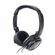 (1017502) Гарнитура стерео Konoos KNS-NN-200 S, черный, для портативных устройств ,складная конструкция