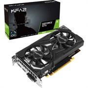 (1017733) Видеокарта PCIE16 GTX1650 4GB GDDR5 GTX 1650 EX BLACK 4G KFA2