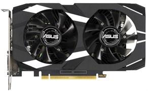 (1017729) Видеокарта Asus PCI-E DUAL-GTX1650-4G NV GTX1650 4096Mb 128b GDDR5 1485/8002 DVIx1/HDMIx1/DPx1/HDCP