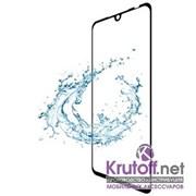 (1016957) Стекло защитное Full Glue Krutoff для Xiaomi Redmi Go черное