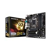 (1017698) Материнская плата Gigabyte GA-H110M-D3H R2 Soc-1151 Intel H110 4xDDR4 mATX AC`97 8ch(7.1) GbLAN+VGA+DVI+HDMI+DP