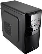 (1017577) Корпус Aerocool Qs-183 Advance Black, mATX, без БП, 2 x USB 3.0, картридер, съемный фильтр от пыли для БП