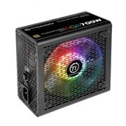 (1017726) Блок питания Thermaltake ATX 700W Toughpower GX1 RGB 80+ gold (24+4+4pin) APFC 120mm fan color LED 8