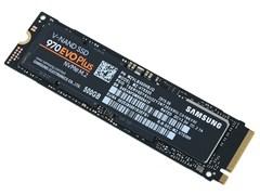 (1017715) Накопитель SSD Samsung PCI-E x4 500Gb MZ-V7S500BW 970 EVO Plus M.2 2280