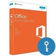 (1017743) Microsoft Office Home and Student 2016 Win AllLng PKLic Onln CEE Only DwnLd C2R NR (ESD) 79G-04288