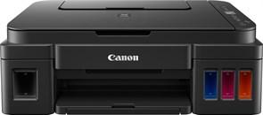 (1018031) МФУ струйный Canon Pixma G2411 (2313C025) A4 USB черный