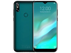 (1018087) Смартфон Doogee X90L Emerald Green, 6.1'' 19:9 600x1280, 1.5GHz, 4 Core, 3GB RAM, 16GB, up to 128GB flash, 5Mpix+8Mpix/5Mpix, 2 Sim, 2G, 3G, LTE, BT, Wi-Fi, GPS, Micro-USB, 3400mAh, Android 9.0 (Pie), 150g, 156,8 ммx75,25 ммx9 мм, Waterdrop