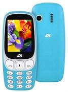"""(1018123) Мобильный телефон ARK U243 32Mb синий 2Sim 2.4"""" TN 240x320 0.08Mpix"""