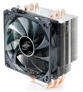 (1018119) Устройство охлаждения(кулер) Deepcool GAMMAXX 400 BLUE BASIC Soc-FM2+/AM2+/AM3+/AM4/1150/1151/1155/