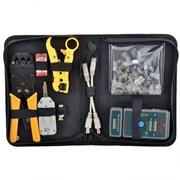 (1018297) Набор инструментов 5bites TK032 LY-T2008R / LY-T2020B / LY-T352 / LY-CT011 / RJ11+RJ45 PLUGS