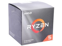 (1018271) Процессор RYZEN X6 R5-3600X SAM4 BX 95W 3800 100-100000022BOX AMD