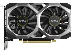 (1018399) Видеокарта MSI PCI-E GTX 1650 SUPER VENTUS XS OC nVidia GeForce GTX 1650SUPER 4096Mb 128bit GDDR6 1485/12000 DVIx1/HDMIx1/DPx1/HDCP Ret