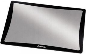 (1018502) Коврик для мыши Hama H-54749 серый/черный