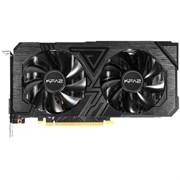 (1018541) Видеокарта PCIE16 GTX1660 6GB GDDR5 GTX 1660 EX BLACK 6G KFA2