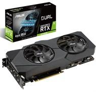 (1018537) Видеокарта Asus PCI-E DUAL-RTX2070S-8G-EVO NV RTX2070SUPER 8192Mb 256b GDDR6 1605/14000/HDMIx1/DPx3/
