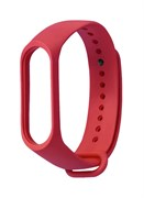 (1018663) Ремешок Xiaomi Mi Band 3/4 Strap (Red)