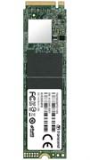 (1018679) Флеш-накопитель Transcend Твердотельный накопитель SSD 256GB M.2 2280,PCIe Gen3x4, M-Key, 3D TLC, DRAM-less