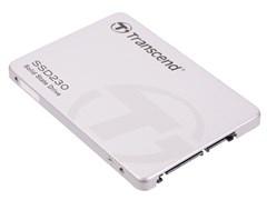 "(1018682) Флеш-накопитель Transcend Твердотельный накопитель SSD 256GB, 2.5"" SSD, SATA3"