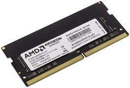 (1018709) Память DDR4 4Gb 2400MHz AMD R744G2400S1S-UO OEM PC4-19200 CL17 SO-DIMM 260-pin 1.2В