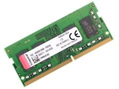 (1018713) Память DDR4 4Gb 2400MHz Kingston KVR24S17S6/4 RTL PC4-19200 CL17 SO-DIMM 260-pin 1.2В single rank
