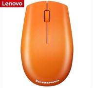 (1018717) Мышь Lenovo 500 оранжевый оптическая (1000dpi) беспроводная USB (3but)