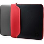 """(1018922) Чехол для ноутбука 15.6"""" HP Chroma черный/красный неопрен (V5C30AA)"""