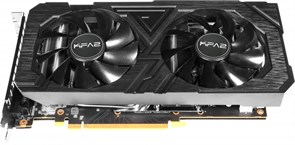 (1019016) Видеокарта PCIE16 GTX1660 6GB GDDR5 GTX 1660 EX BLACK 6G KFA2