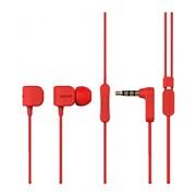 (1019115) Наушники с микрофоном REMAX RM-502 (red)