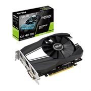 (1019030) Видеокарта Asus PCI-E PH-GTX1650S-O4G nVidia GeForce GTX 1650SUPER 4096Mb 128bit GDDR6 1530 / 12002 DVIx1 / HDMIx1 / DPx1 / HDCP Ret