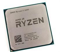 (1019345) Процессор RYZEN X6 R5-2600 SAM4 OEM 65W 3400 YD2600BBM6IAF AMD