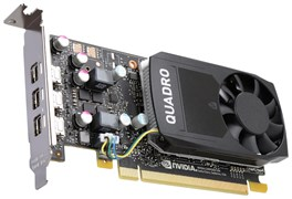(1017567) Graphics Card NVIDIA Quadro P400, 2GB, (Z240 SFF/Tower, Z440, Z2 G4 SFF/Tower, Z4, Z6, Z8)