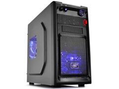 (1017688) Корпус Deepcool SMARTER черный без БП, MICRO ATX/MINI-ITX