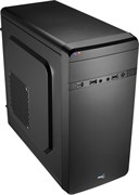 (1017745) Корпус AEROCOOL Qs-180 450W MiniTower 450 Вт MicroATX MiniITX Цвет черный