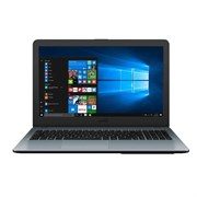 "(1019329) Ноутбук Asus VivoBook X540MA-GQ917 Celeron N4100, 4Gb, SSD128Gb, Intel UHD Graphics 600, 15.6"", HD (1366x768), Endless, black, WiFi, BT, Cam"