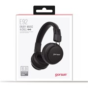 (1016959) Наушники bluetooth Gorsun E92 (black)