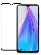 (1018552) Стекло защитное Full Glue Krutoff для Xiaomi Redmi Note 8 черное