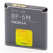 (1018566)Аккумулятор Nokia BP-6M 3.7V 1070mAh
