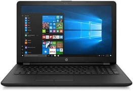 "(1019582) Ноутбук HP 15-rb079ur A4 9120, 4Gb, SSD256Gb, AMD Radeon R3, 15.6"", SVA, HD (1366x768), Free DOS, black, WiFi, BT, Cam"