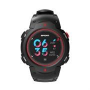 """(1019568) Смарт-часы NO.1 F13, цветной дисплей 1"""", чёрные 3872084"""