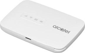 (1019362) Модем 2G/3G/4G Alcatel Link Zone USB Wi-Fi Firewall +Router внешний белый