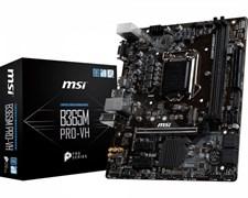 (1019640) Материнская плата MSI B365M PRO-VH Soc-1151v2 Intel B365 2xDDR4 mATX AC`97 8ch(7.1) GbLAN+VGA+HDMI